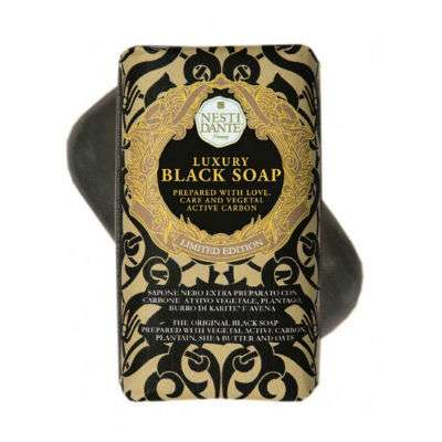 Luxury black soap 60th 250g