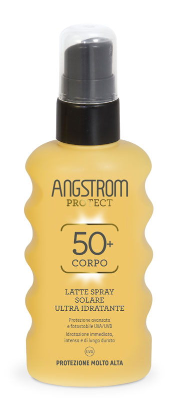 ANGSTROM LATTE SOLARE SOLARE SPRAY 50+ 175ML