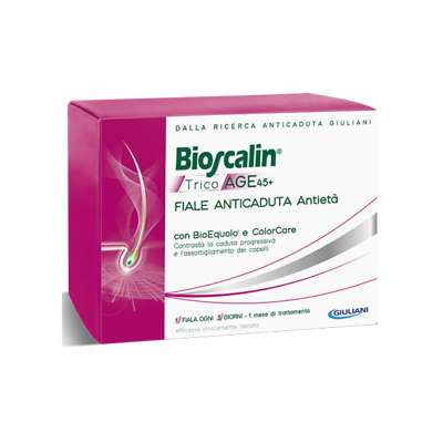 Bioscalin Tricoage fiale caduta capelli