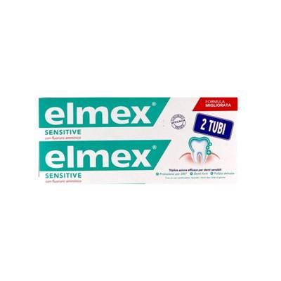 Elmex Sensitive 2 tubi