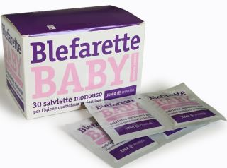 BLEFARETTE BABY SALV MON 30PZ