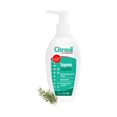 Citrosil sapone liquido antibatterico con teatree
