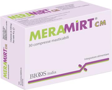 MERAMIRT CM 30CPR MASTIC