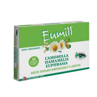*Eumill gocce oculari 10fl