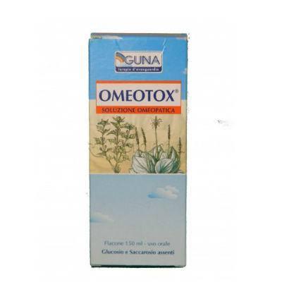Omeotox sciroppo