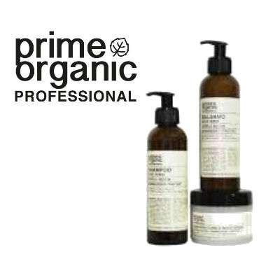 PRIME ORGANIC linea capelli