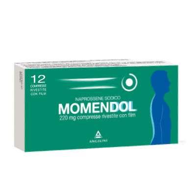 Momendol 220mg 12cpr