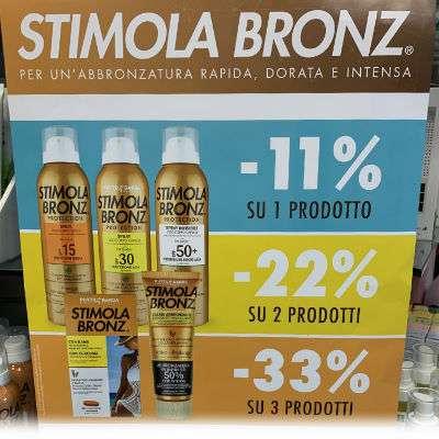 Phytogarda Stimola Bronz