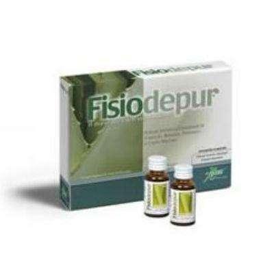 Aboca - Fisiodepur concentrato fluido flaconcini