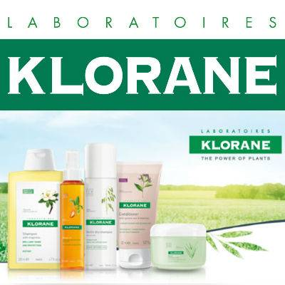 Klorane - linea
