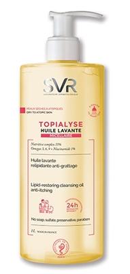 SVR TOPIALYSE HUILE OLIO LAVANTE MICELLARE 1L
