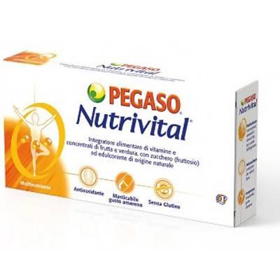 NUTRIVITAL 30CPR MASTIC