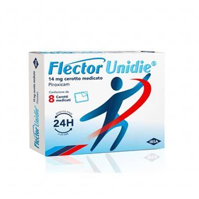 Flector Unidie 8 cerotti