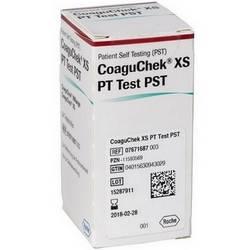 COAGUCHEK XS PT TEST 24STR