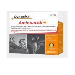 DYNAMICA AMINOACIDI+ 16BUST