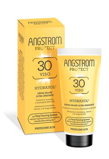 ANGSTROM HYDRAXOL CREMA VISO PROTEZIONE SOLARE SPF30 50ML
