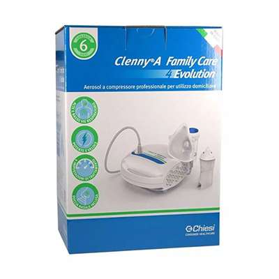 Clenny A Family Care Evolution aerosol
