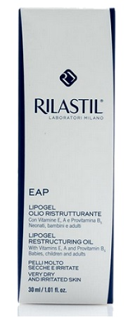 RILASTIL EAP LIPOGEL OLIO RISTRUTTURANTE 30ML