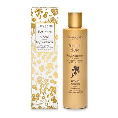 Bouquet d'Oro Shower gel/Bagnoschiuma