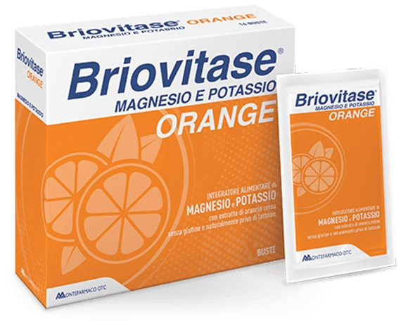 BRIOVITASE ORANGE 14BUST