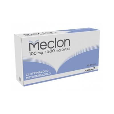 Meclon 10 ovuli