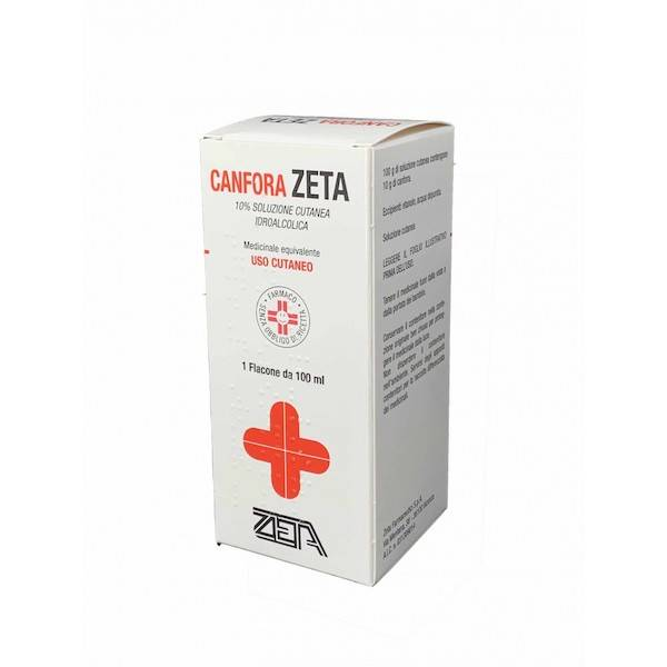 CANFORA ZE*10% SOL IAL 100ML