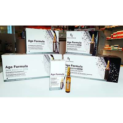 Age formula skin booster day & night fiale viso