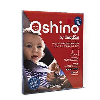 Qshino Cuscino anti-abbandono per bimbi