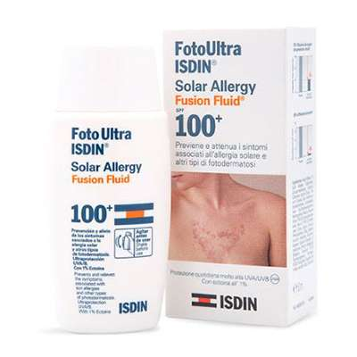 ISDIN FOTOULTRA SOLAR ALLERGY 50ML