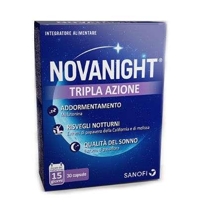 Novanight Tripla Azione 30cps
