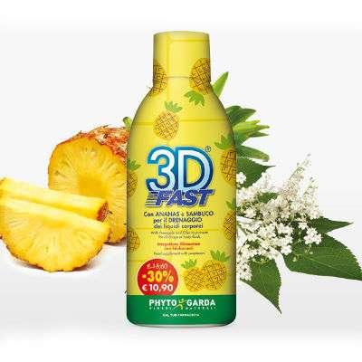 3D FAST ANANAS SCONTO 30%