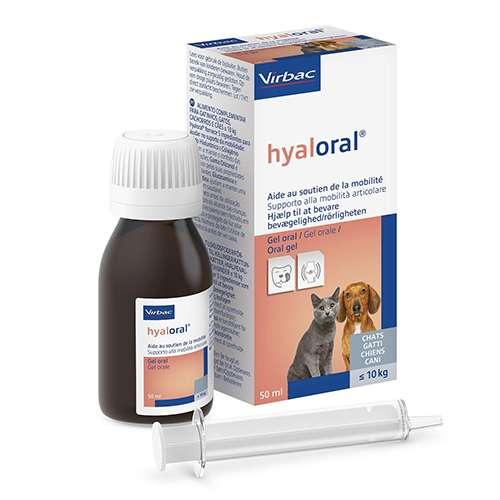 HYALORAL CPR E SOLUZIONE ORALE CANE e GATTO 50ml