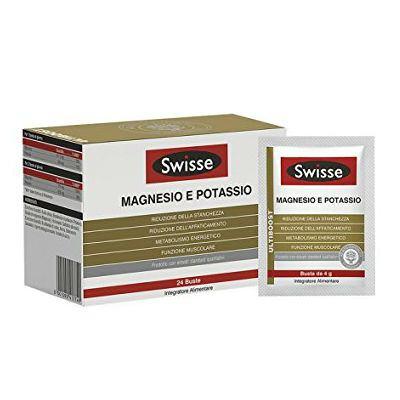 Swisse potassio e magnesio 24 buste