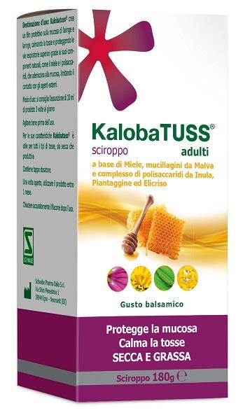 KALOBATUSS ADULTI SCIR 180G
