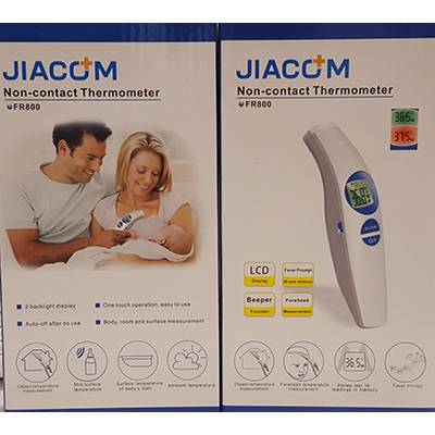 Jacom non contact thermometer