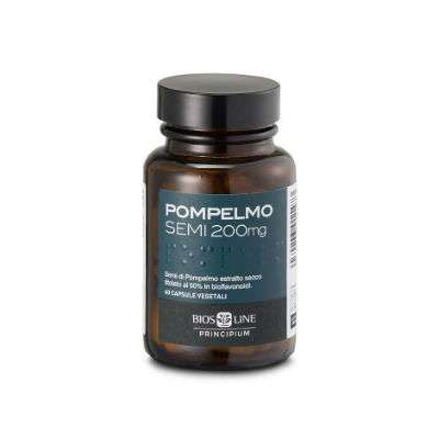 BIOSLINE Pompelmo semi 200 mg 60 compresse