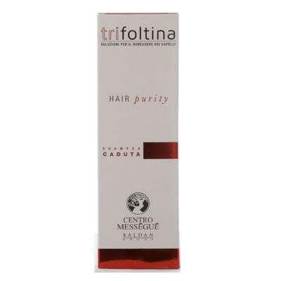 Trifoltina hair shampoo caduta