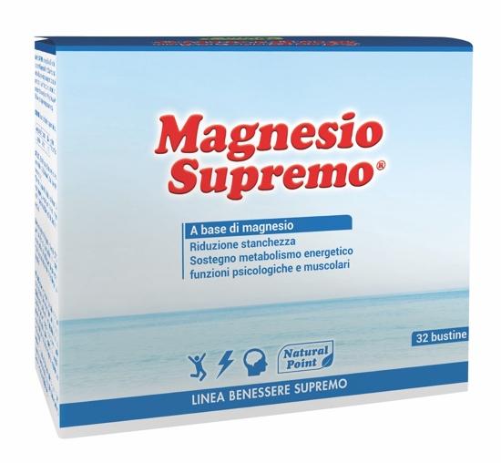 MAGNESIO SUPREMO 32BUST