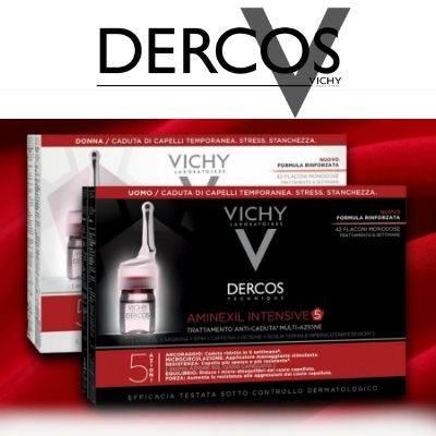 Vichy Dercos fiale SCONTI in farmacia