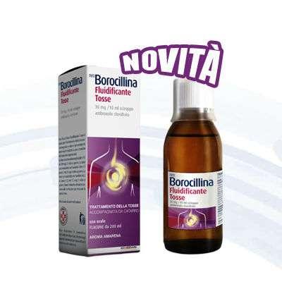 NEO BOROCILLINA fluidificante tosse