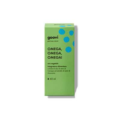 Goovi Omega Oro Vegetale