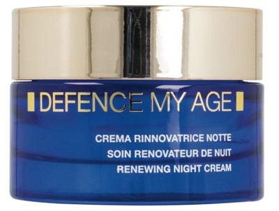 BIONIKE DEFENCE MY AGE CREMA RIGENERANTE NOTTE 50ML