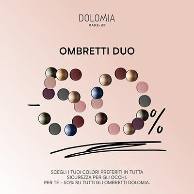 Dolomia ombretti Duo SCONTO 50%