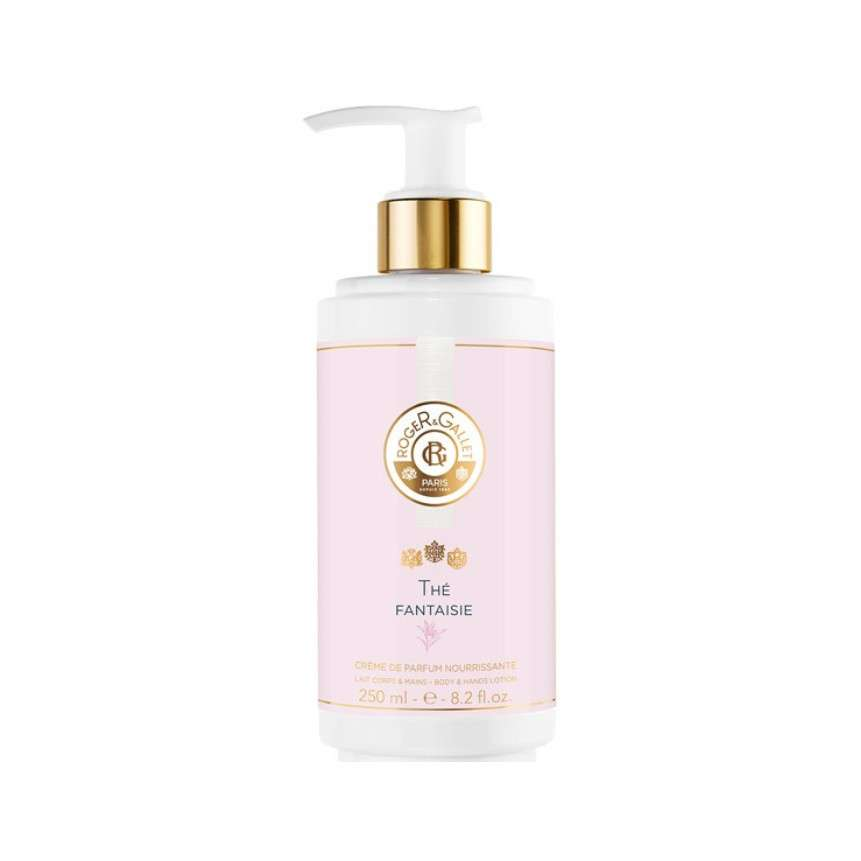 ROGER&GALLET EXTRAITS DE COLOGNE LATTE CORPO THE FANTAISIE 250ML