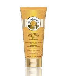 ROGER&GALLET SUBLIME CREME OR LATTE CORPO CON MICA DORATE 200ML