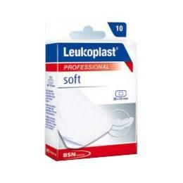 LEUKOPLAST SOFT WHITE72X38 10P