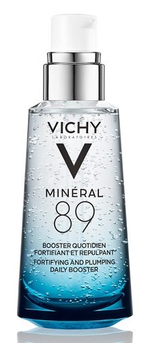 VICHY MINERAL 89 CREMA VISO BOOSTER QUOTIDIANO FORTIFICANTE RIMPOLPANTE 50ML