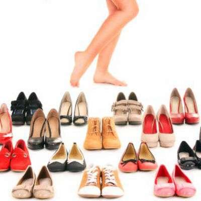 Sconti 20% su tutte le calzature