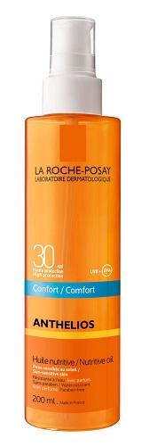 LA ROCHE-POSAY ANTHELIOS OLIO NUTRIENTE PROTEZIONE SOLARE SPF30 200ML