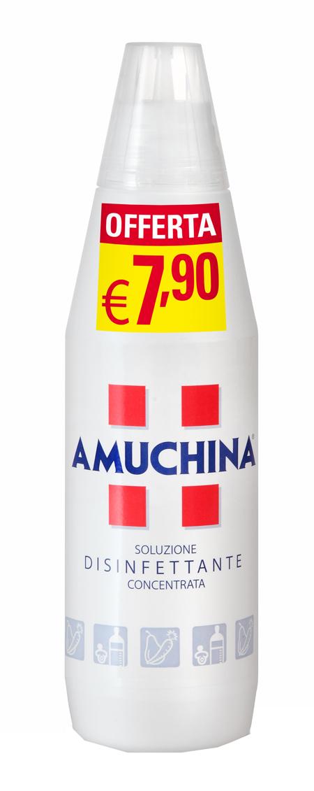 AMUCHINA 100% 1000ML PROMO